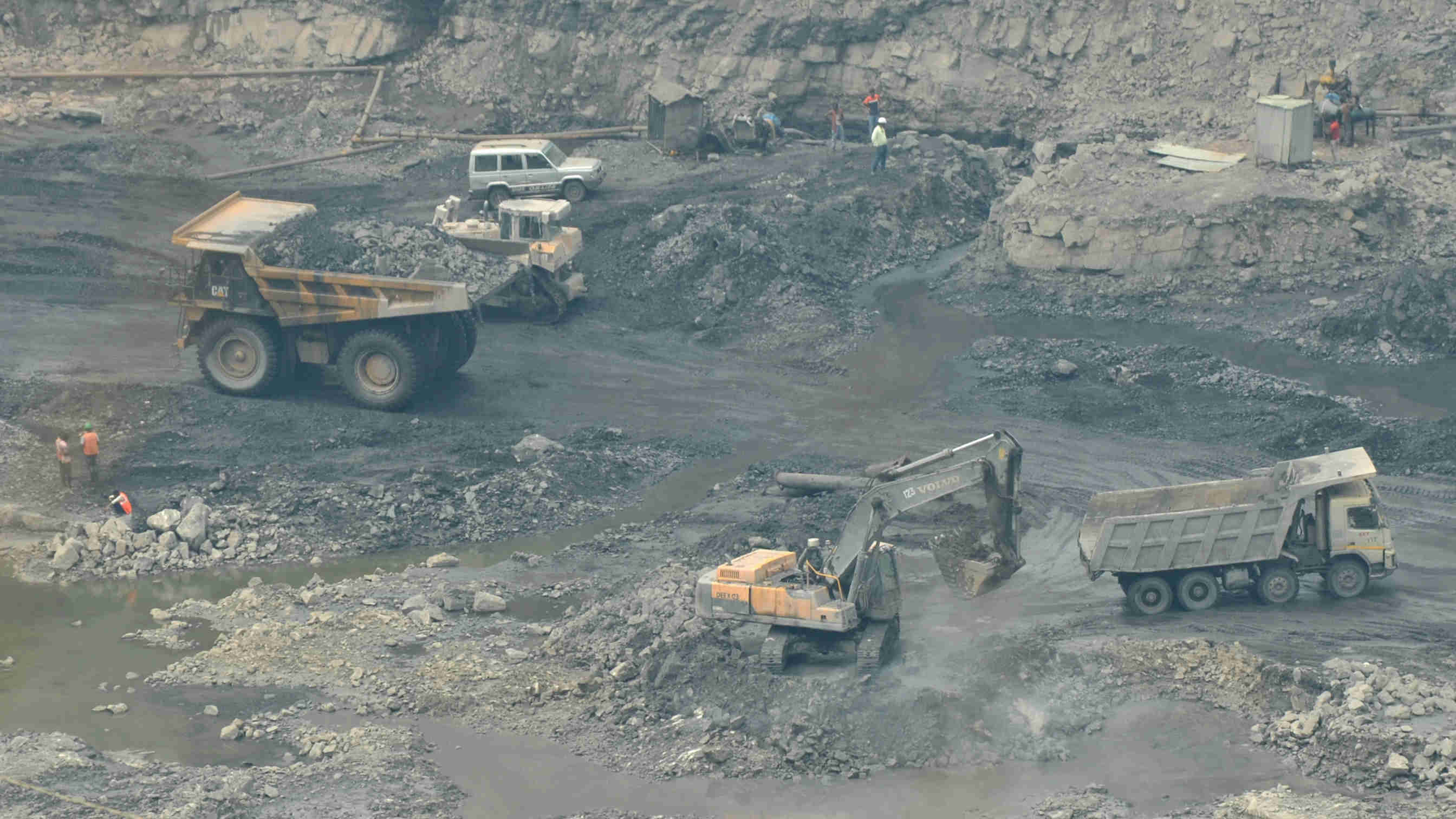 The government received bids for 23 of the 38 coal blocks for commercial mining. A total of 42 domestic companies submitted bids.
