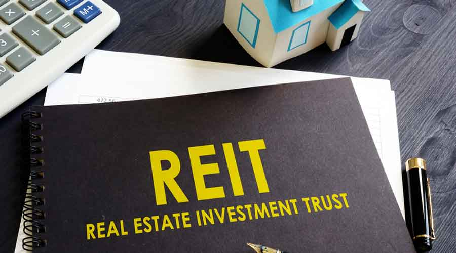 The units of the REIT listed at Rs 304, reflecting a gain of 10.54 per cent from the issue price on the BSE.