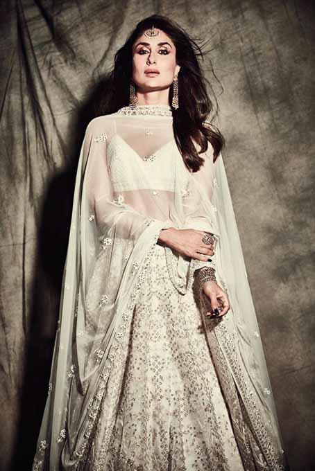 Kareena Kapoor Khan in an Anita Dongre creation