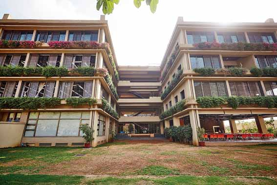 Anita Dongre's headquarters in Navi Mumbai is an ergonomically-designed, eco-conscious building