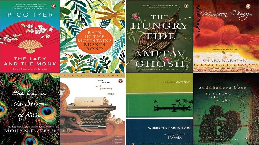 We have some especially curated monsoon reads for you that will transport you to faraway lands while it roars and thunders outside
