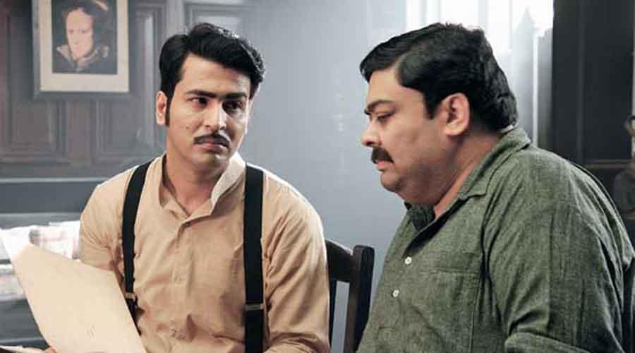 Anirban and Ambarish in Detective