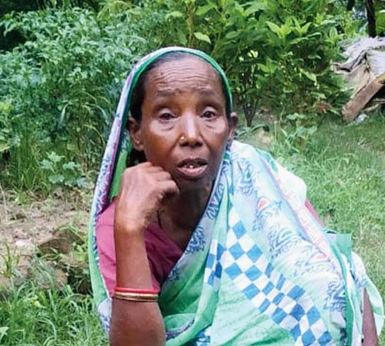 Harekrushna Mahalik's wife