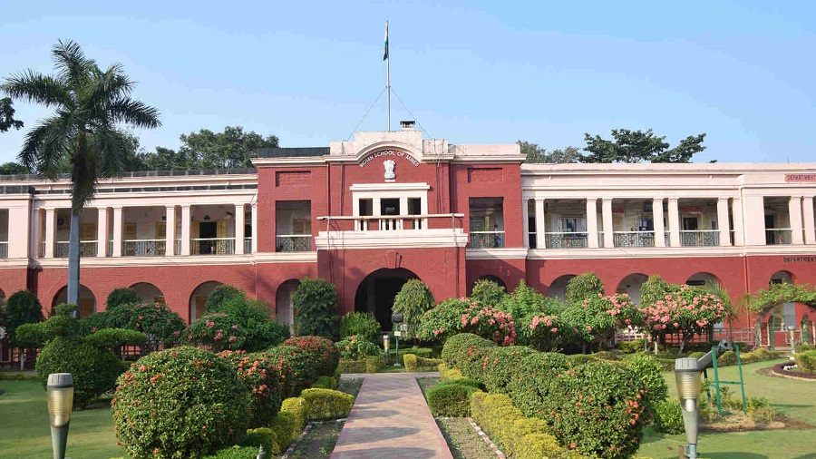 IIT (ISM) in Dhanbad.