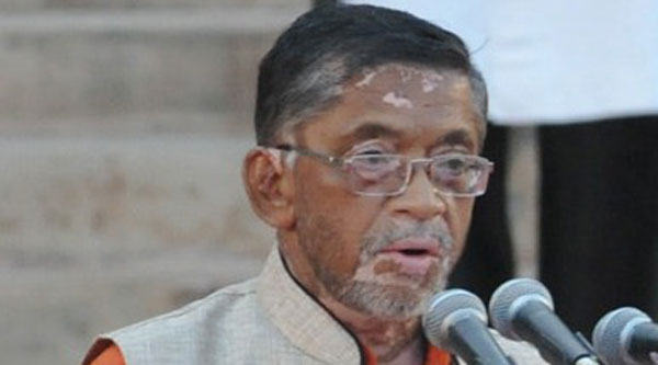 Labour minister Santosh Gangwar told the Rajya Sabha on Wednesday that government policies use only official data.