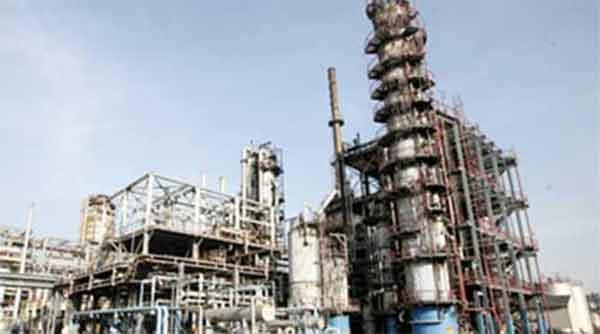 The IOC refinery in Haldia