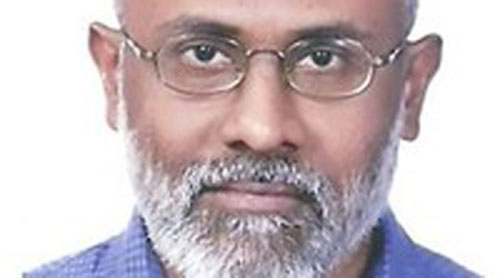 Prem Kumar Vijayan, who teaches English at Hindu College