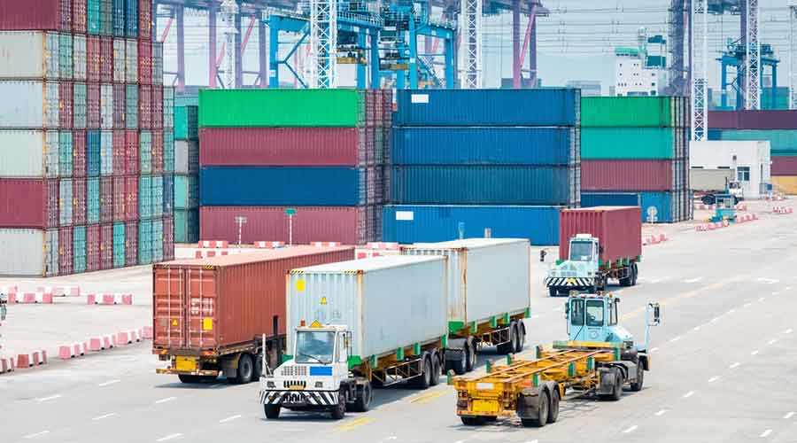 The outward shipments in July, however, recovered from a steeper decline of 60.28 per cent in April, 36.47 per cent in May, and 12.41 per cent in June.