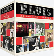 Elvis on Spotify