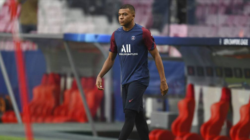 Champions League Psg Bank On Kylian Mbappe To Start Against Leipzig Telegraph India