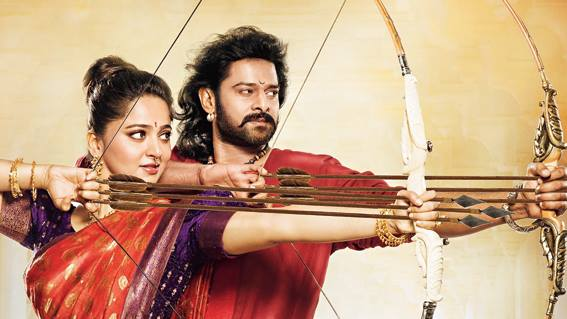 A scene from Bahubali 2: The Conclusion
