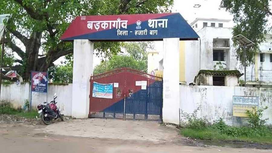 Barkagaon police station in Hazaribagh