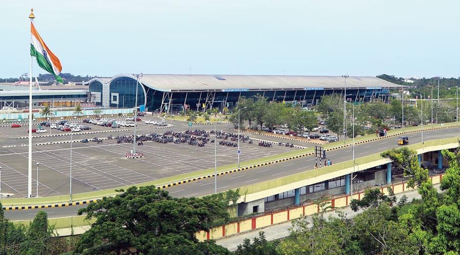 The Thiruvananthapuram International Airport