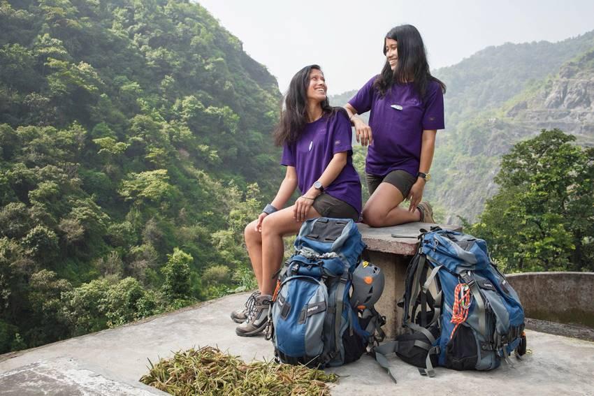 Tashi and Nungshi Malik