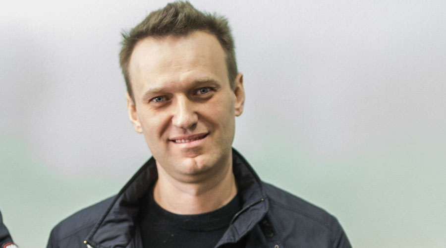 Gravely ill Alexei Navalny in Germany for treatment