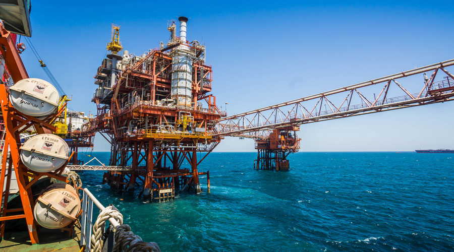 OIL produced 0.75 million tonnes of crude oil in April-June, down marginally from 0.81 million tonnes a year back. Natural gas output too was marginally lower at 0.68 billion cubic metres (bcm) from 0.71 bcm in the first quarter of 2019-20.
