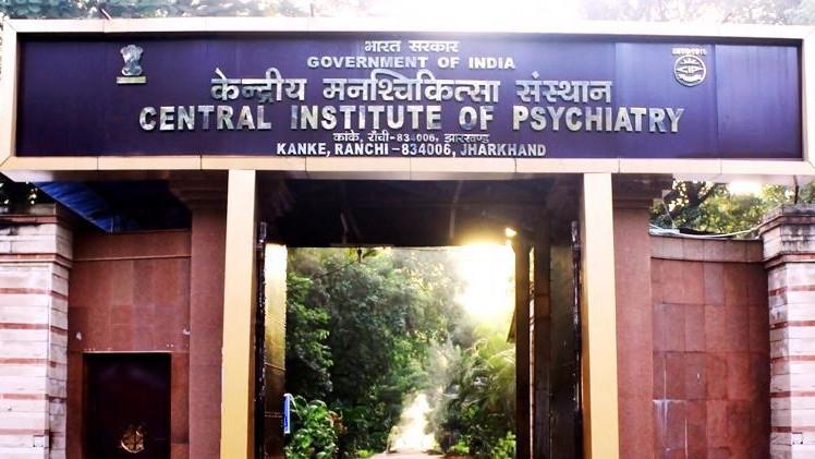 Central Institute of Psychiatry at Kanke in Ranchi.