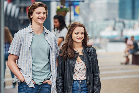 The Kissing Booth, a YA film on Netflix, was a story written on Wattpad by a then-15-year-old Beth Reekles