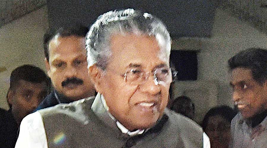 A day after the results, chief minister Pinarayi Vijayan had accused the Congress of trading votes with the BJP to ensure more seats.