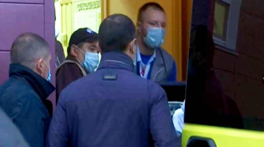 Kremlin critic Navalny was poisoned: German doctors