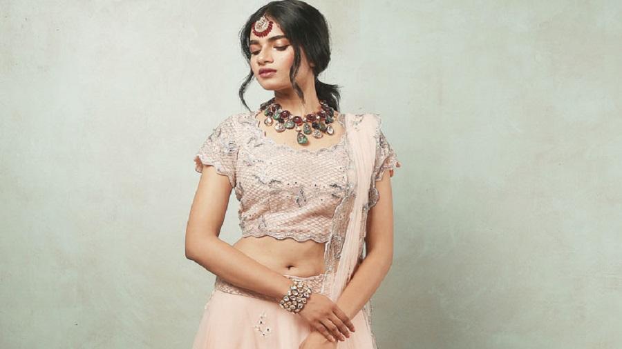 An Eshaani Jayaswal creation that is an extension of her line Modern Renaissance