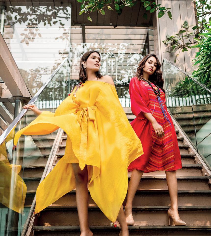 Suman Nathwani Resort creations