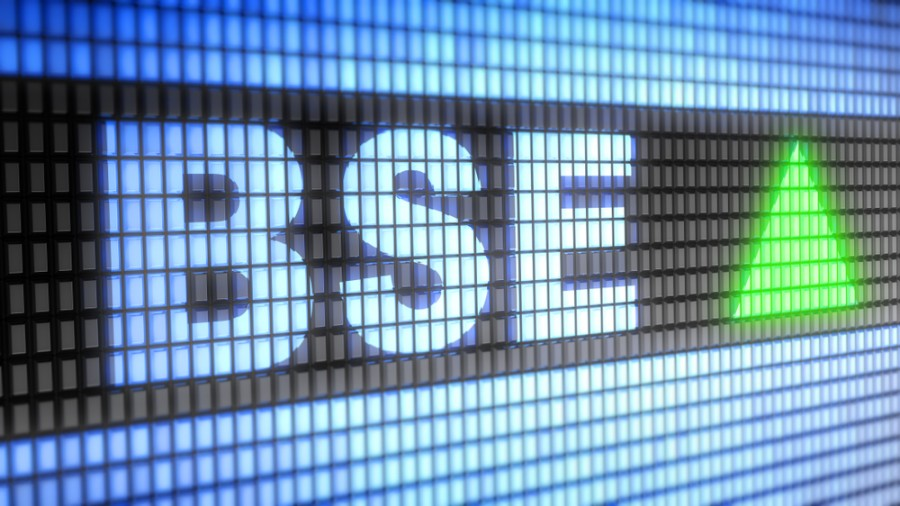 The BSE Sensex finally finished at 39113.47, up 39.55 points or 0.10 per cent
