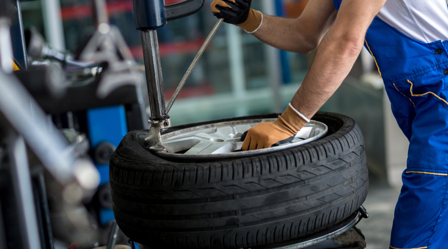 Birla Tyres makes tyres for two- and three-wheelers, commercial vehicles, tractors and mining and industrial vehicles
