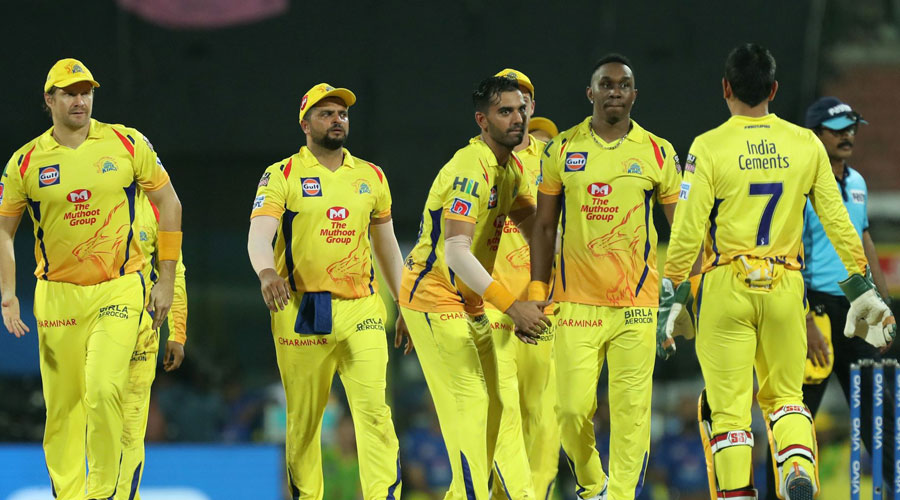CSK, which reached Dubai on August 21 after a five-day conditioning camp in Chennai, have been forced to abandon their training after completing the mandatory six-day quarantine. The franchise will have to undergo another seven days of quarantine and can resume practice only after September 1.