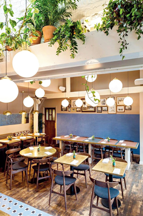 Darjeeling Express at London's Kingly Court, which is now set to move to Convent Garden.