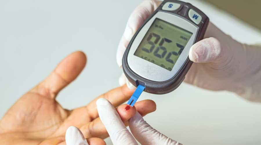The panel has said that while diabetes can raise the risk of severe Covid-19, the infection itself or corticosteroid therapy could also cause blood sugar levels to rise.