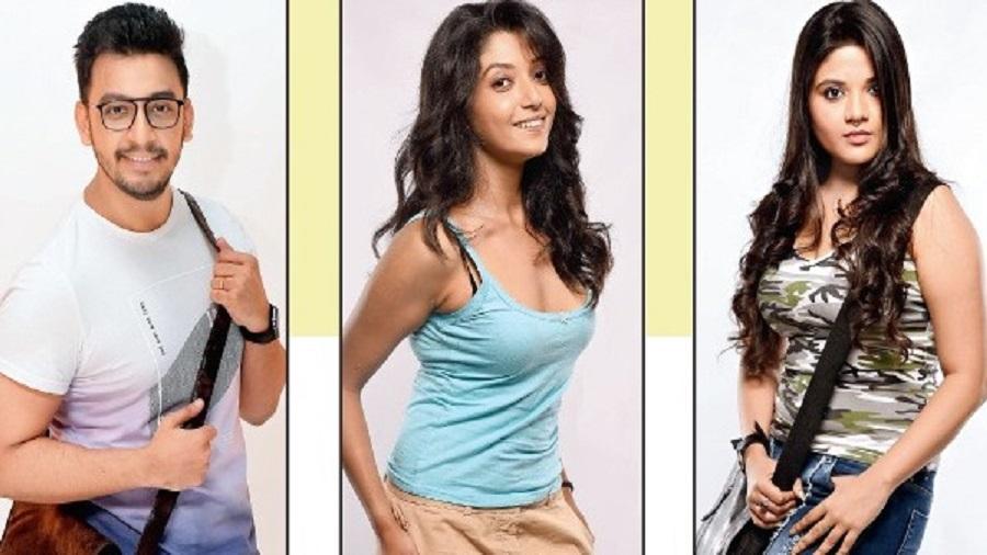 Bonny Sengupta, Devlina Kumar, Ranieeta Dash