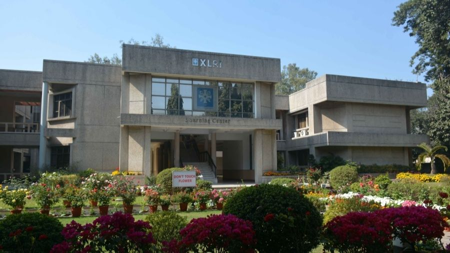 XLRI campus at Jamshedpur.