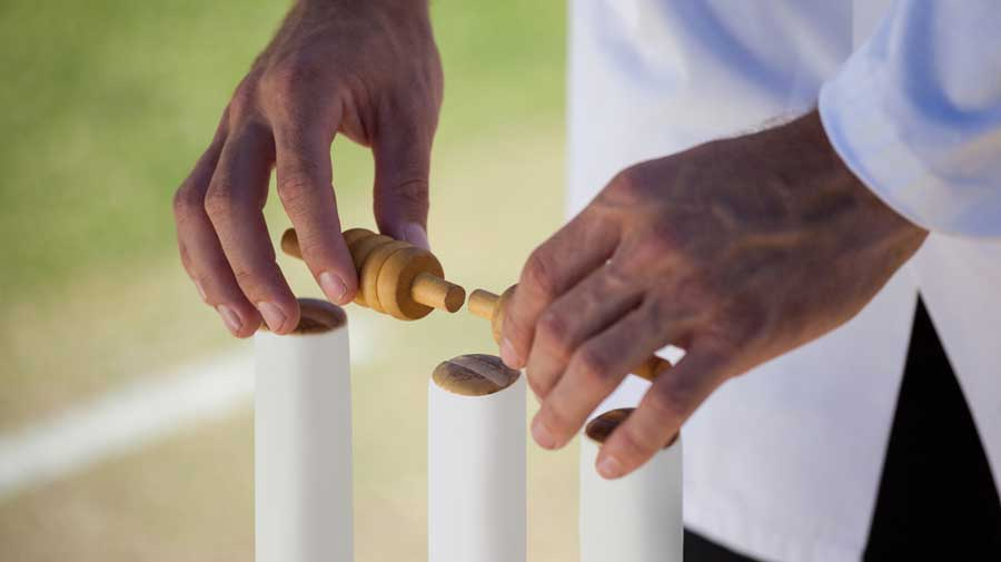 The course, which comprised both theory and practical classes, was conducted by Satrajit Lahiri and Somnath Jha, both of whom are Board of Control for Cricket in India (BCCI)-empanelled Ranji Trophy umpires.
