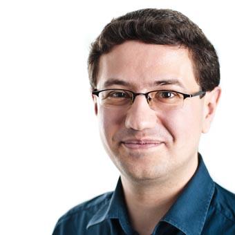 Mattias Hellmund of ShareTheMeal