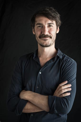 Massimiliano Costa of ShareTheMeal
