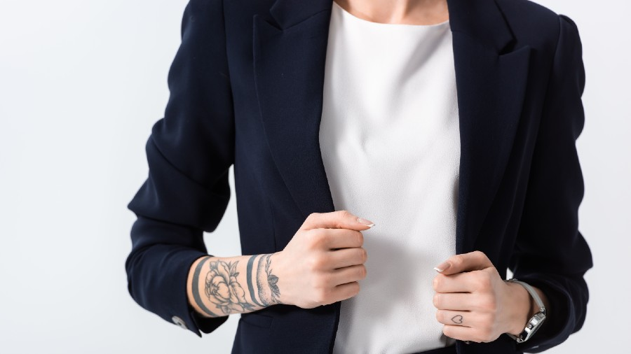 This season the style gurus are recommending investing in the classic blazer