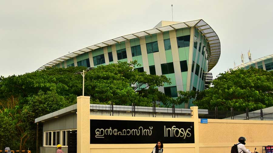Infosys did not disclose the number of people who will move to the company as part of the exercise. Rolls-Royce will continue these complex engineering activities in India in partnership with Infosys.