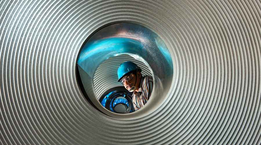 Benchmark hot rolled coil steel price was raised by Rs 2,500-2,700 per tonne on Tuesday by major players, taking the ex-factory rate to Rs 47,000 per tonne in Mumbai. Retail prices have now topped Rs 48,000 a tonne, a range never seen before. Steel prices have risen more than 35 per cent year-on-year.