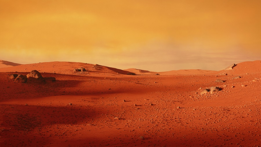 New tech can get oxygen, fuel from Mars's salty water