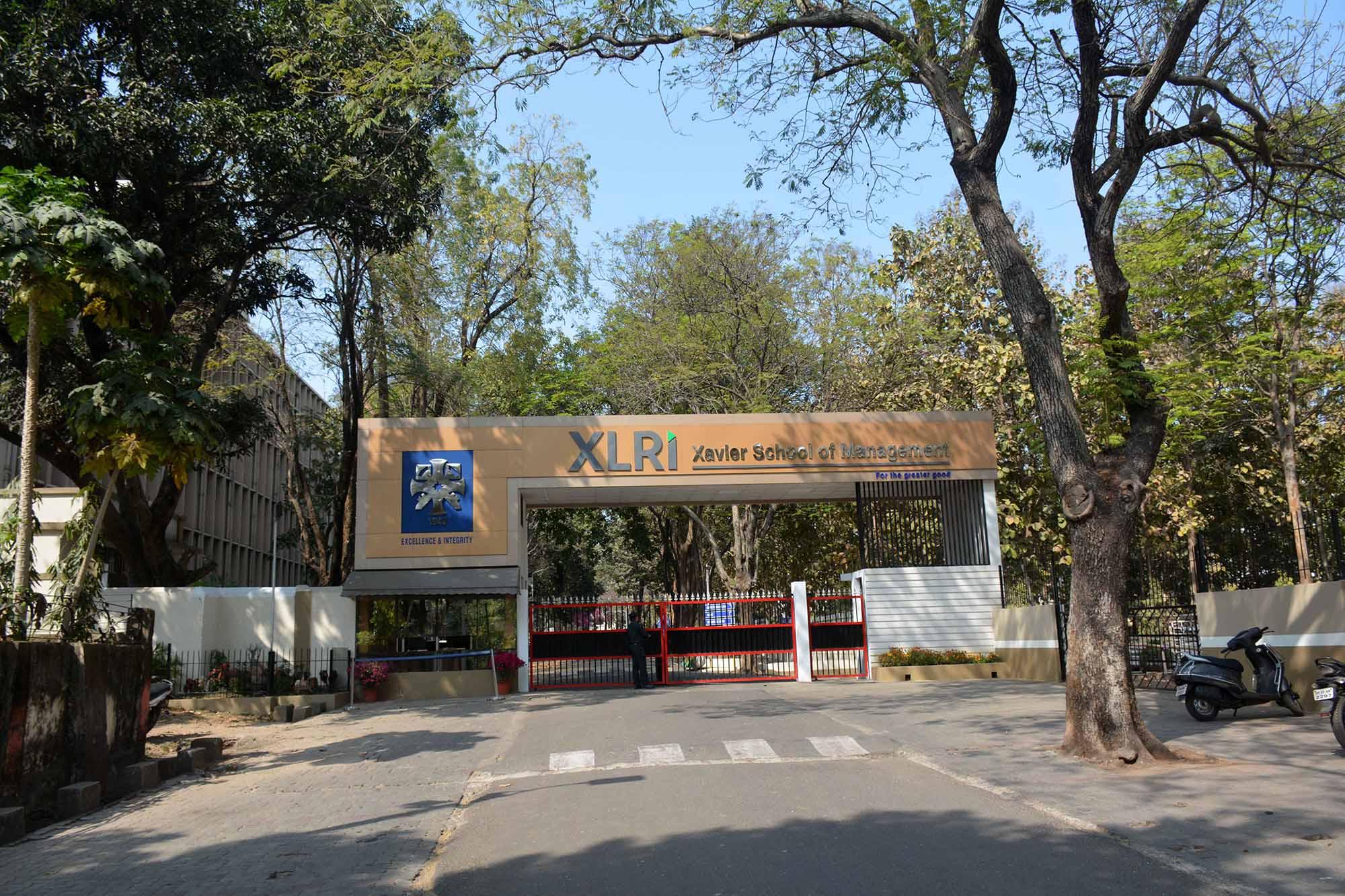 XLRI campus at Circuit House Area in Jamshedpur.