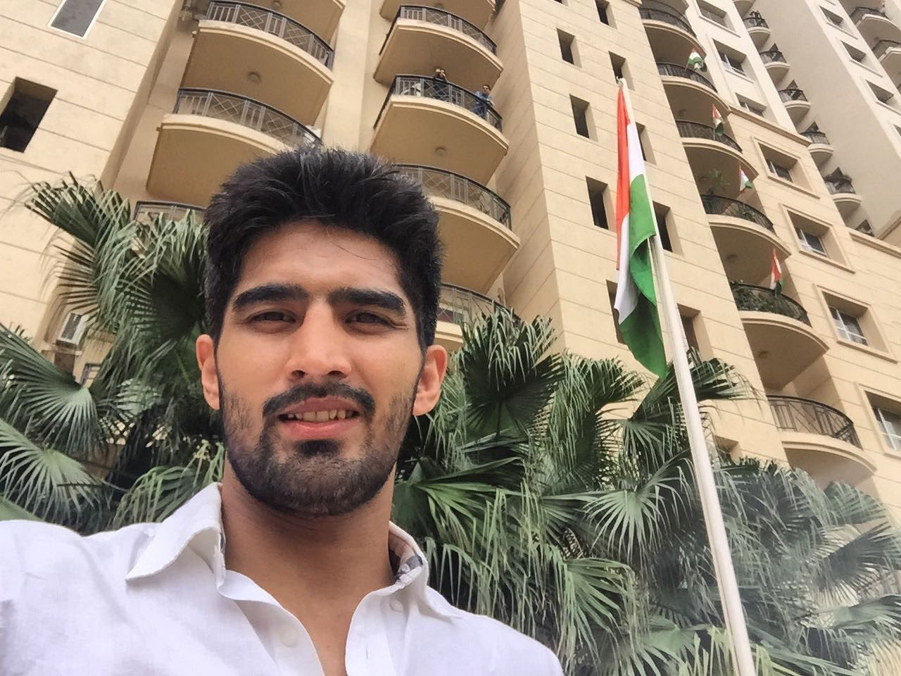Vijender had threatened to return the Rajiv Gandhi Khel Ratna and other benefits that he got with the award if the three ordinances of the farm laws were not revoked