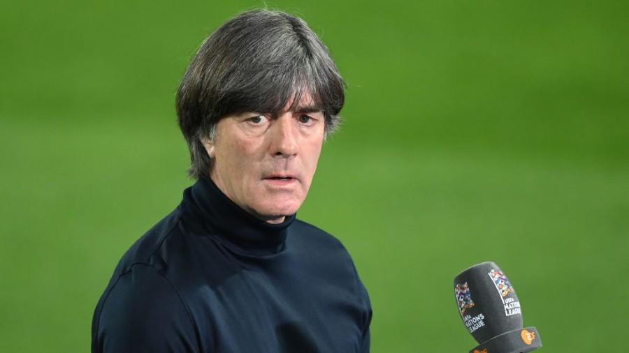 Coach Joachim Loew