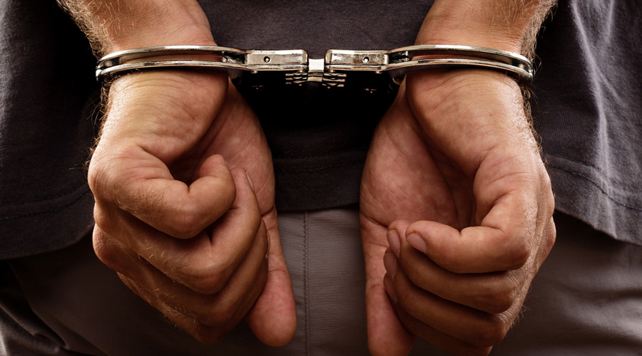 Police said the two youths were arrested with the help of CCTV footage, from where the cops learnt the registration number of the two-wheeler