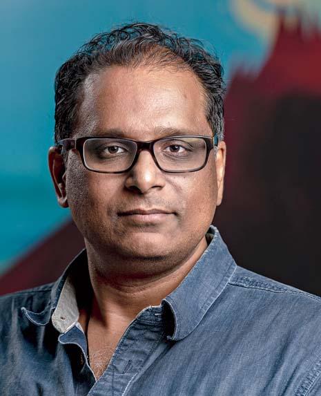 Ram Devineni, the man behind the Priya series.