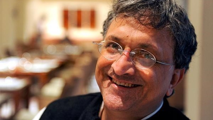 Cricket historian Ramachandra Guha