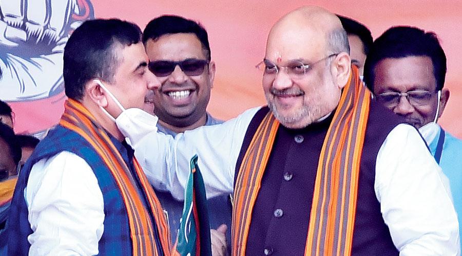 Suvendu: BJP's 'bhoomiputra'