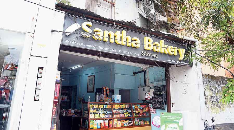 Santha Bakery in Thiruvananthapuram