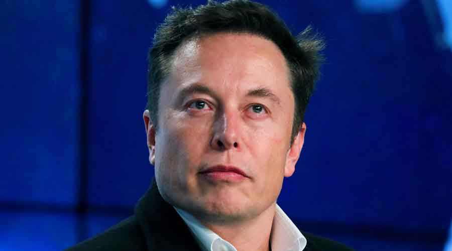 """In a tweet on Tuesday, Musk said he reached out to Apple CEO Tim Cook """"to discuss the possibility of Apple acquiring Tesla (for one-tenth of our current value). He refused to take the meeting""""."""