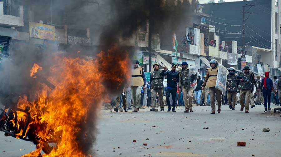 The communal violence that started during and after the Nangla Mandaur rally eventually claimed 60 lives and displaced 50,000 people in Muzaffarnagar, Shamli and Baghpat districts.
